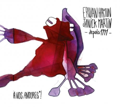 Hamon Martin - A nos anoures !